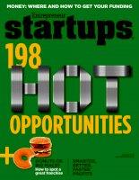 Startups 2013 summer