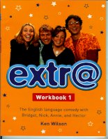 Workbook 1 - The english language comedy with Bridget, Nick, Annie, and Hector pdf