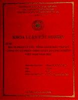 địa vị pháp lý của tổng giám đốc trong công ty cổ phần theo luật doanh nghiệp việt nam năm 2005