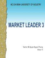 MARKET LEADER 3 potx