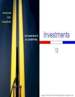 Intermediate Accounting - Chap012 pot