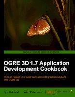 OGRE 3D 1.7 Application Development Cookbook pot