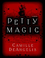 Petty Magic by Camille DeAngelis ppt