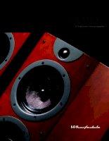 EVO2 Hi-Fi and Home Cinema Loudspeakers ppt