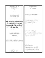 Luận văn:BIỆN PHÁP QUẢN LÝ CÔNG TÁC ĐÁNH GIÁ GIẢNG VIÊN TẠI CÁC TRƯỜNG ĐẠI HỌC NGOÀI CÔNG LẬP TRÊN ĐỊA BÀN TP. ĐÀ NẴNG pdf