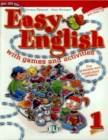 easy english with game activities 1