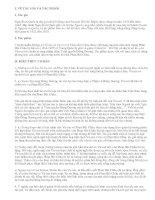 Soạn bài Những trò lố hay là Va-ren và Phan Bội Châu - văn mẫu