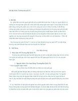 Bài tập nhóm thương mại quốc tế