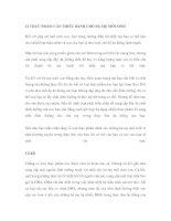 12 THỰC PHẨM CẦN THIẾT DÀNH CHO BÀ MẸ MỚI SINH ppt