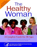 A Complete Guide for All Ages: Easy to understand information from the nation's leaders in women's health doc