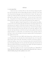 SOẠN THẢO VÀ HƯỚNG DẪN GIẢI HỆ THỐNG  BÀI TẬP THỰC NGHIỆM PHẦN QUANG HÌNH  LỚP 11 NÂNG CAO NHẰM BỒI DƯỠNG  NĂNG LỰC THỰC NGHIỆM CHO HỌC SINH      LUẬN VĂN THẠC SĨ KHOA HỌC GIÁO DỤC