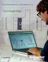 Manual Ecodial Advance Calculation pdf