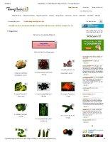 vegetables » từ điển tiế...ảnh » từ vựng tiếng anh