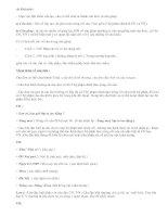 Phân loại câu theo cấu tạo – Câu ghép - văn mẫu