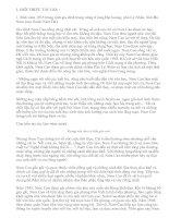 Vài nét về nhà văn Nam Cao - văn mẫu