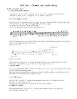 Tài liệu Nhạc Lý Cơ Bản câu lạc bộ sáo trúc đại học ngân hàng