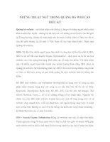 NHỮNG THUẬT NGỮ TRONG QUẢNG BÁ WEB CẦN HIỂU KỸ pdf