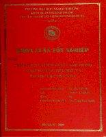 chính sách và pháp luật cạnh tranh ở một số nước tiêu biểu và bài học kinh nghiệm cho việt nam