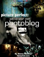 Picture Perfect: Set Up Your Own Photoblog