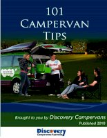 101 and More Campervan Tips ppt