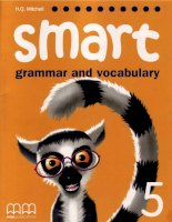 smart grammar and vocabulary 5