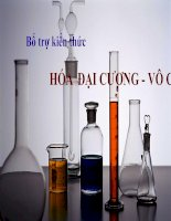 Các định luật trong hóa học phần 1 potx