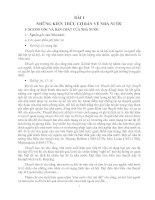 Bài giảng chi tiết Hệ thống pháp luật nhà nước pdf