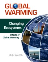 Changing Ecosystems Effects of Global Warming doc