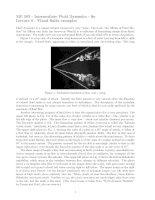 Intermediate fluid mechanics [ME563 course notes]