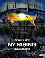 NY RISING 2013 State of the State Governor Andrew M. Cuomo docx