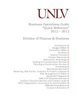 "Business Operations Guide ""Quick Reference"" 2012 – 2013 docx"