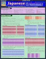 quickstudy japanese grammar 2011 11 15 22 27 51