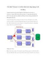 Cài đặt Tomcat và triển khai các ứng dụng web với Rex pdf