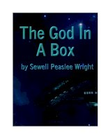 The God in the Box pptx