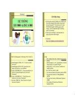 bài giảng đảm bảo chất lượng chương 6 - ts hồ thị thu nga