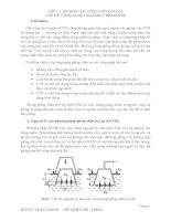 tiểu luận môn học công trình ngầm chủ đề công nghệ hạ giếng chìm hơi ép