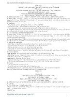Tổng hợp tài liệu ôn tập lịch sử thi tốt nghiệp lớp 12