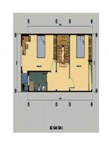 Thiết kế nhà 5m x 12m để đón nhiều ánh sáng pdf