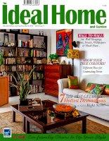 Ideal Home Garden - 2014 March