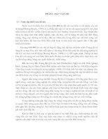 Nghiên cứu hiện trạng và đề xuất giải pháp phát triển loài Keo lá liềm (Acacia crassicarpa A.Cunn ex benth) trên đất cát ven biển Bắc trung b