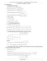 Công thức giải nhanh vật lý- THPT PHAN BỘI CHÂU