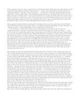 """Anh chị hãy phân tích tình huống truyện trong truyện ngắn """"Chiếc thuyền ngoài xa"""" của Nguyễn Minh Châu - văn mẫu"""