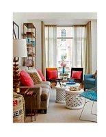 Trang trí nội thất căn hộ với nhiều màu sắc pptx