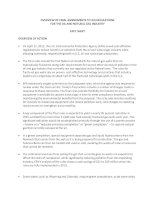 OVERVIEW OF FINAL AMENDMENTS TO AIR REGULATIONS FOR THE OIL AND NATURAL GAS INDUSTRY ppt