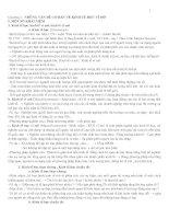 Chương 1: NHỮNG VẤN ĐỀ CƠ BẢN VỀ KINH TẾ HỌC VĨ MÔ pdf