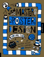 New masters of poster design volume 2 part 1