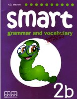 smart grammar and vocabulary 2b