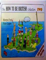 The how to be british collection 2 - Làm sao để trở thành một người Anh