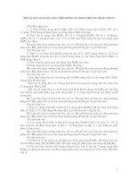 NHỮNG BÀI TOÁN HÓA HỌC điển HÌNH GIẢI THEO PHƯƠNG PHÁP CHUNG