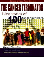 The Cancer Terminator Part II ppt
